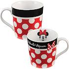 Minnie Mouse 12oz. Ceramic Mug