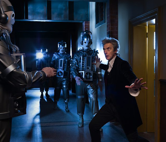 Original Mondasian Cybermen return to Doctor Who!