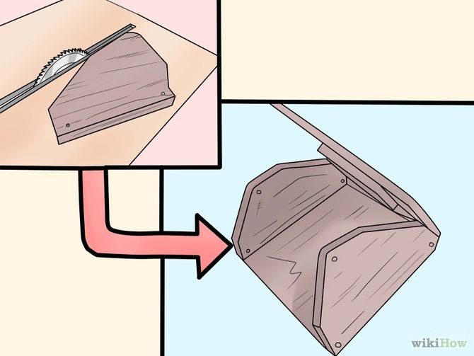 Build an Equatorial Wedge for Your Telescope Step 11.jpg