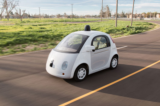 Humans Are Slamming Into Driverless Cars and Exposing a Key Flaw