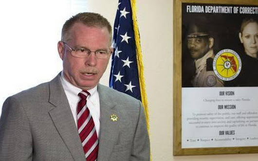Former Florida prisons chief says Gov. Rick Scott ignored crisis in corrections system