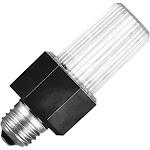 Strobe light screw in