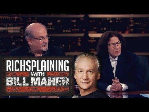 Bill Maher's Rich Friends Tell Peasants to Stop Having Standards