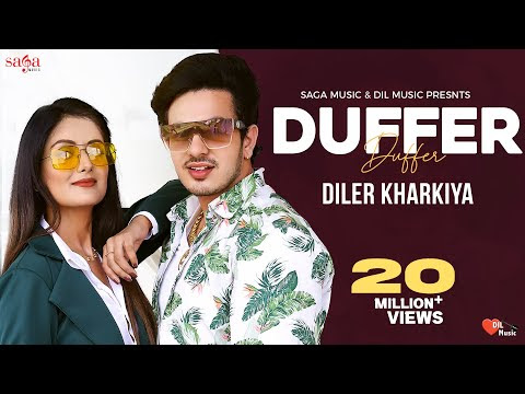 Diler Kharkiya - Duffer | New Haryanvi Song 2020 | Dil Music | Saga Music | Mukesh Jaaji