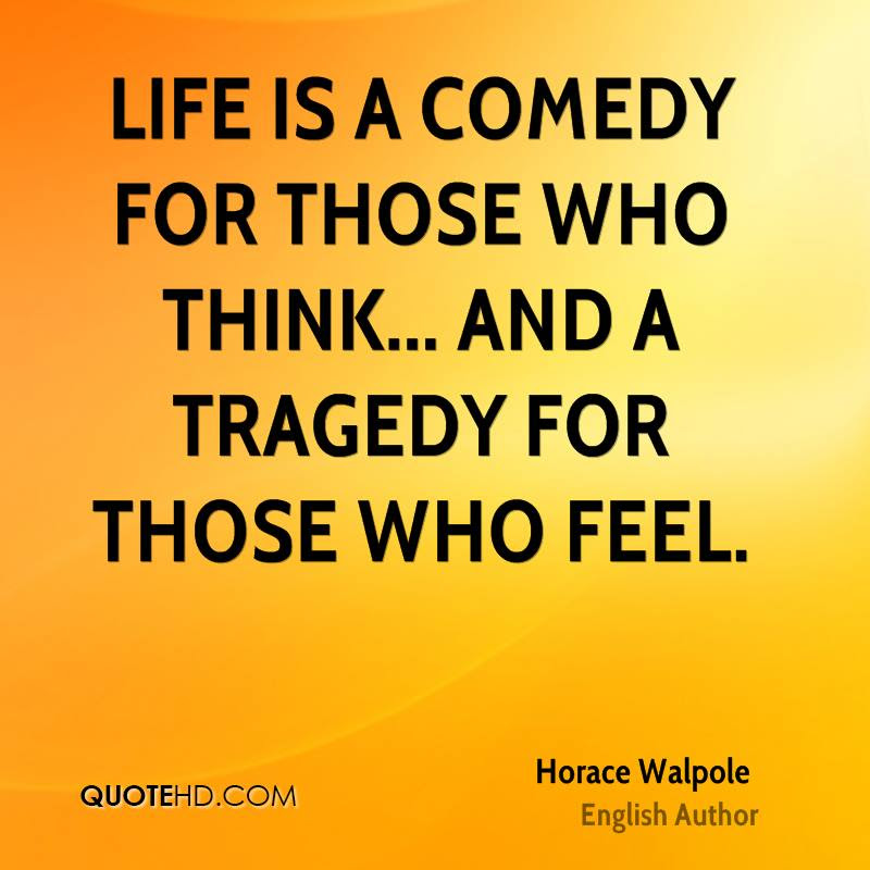 Horace Walpole Quotes Quotehd