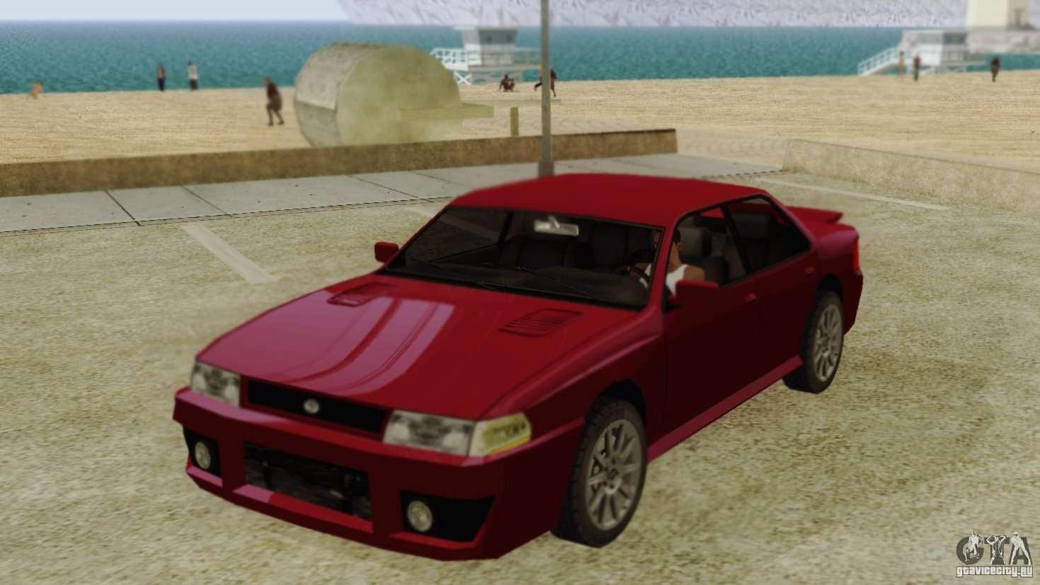 Sultan Srx For Gta San Andreas