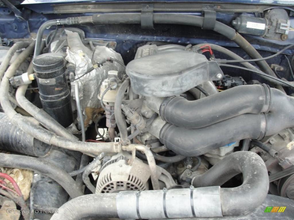 1995 Ford F150 XLT Extended Cab 5.0 Liter OHV 16-Valve V8 ...