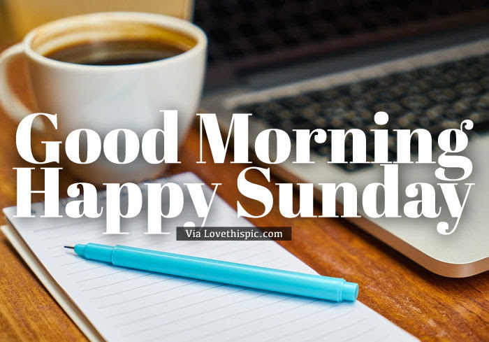 Good Morning Sunday Coffee And Computer Pictures Photos And Images