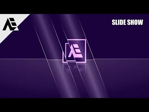 After Effects Tutorial: Transform Glass Effects Slideshow (No-Plugin)