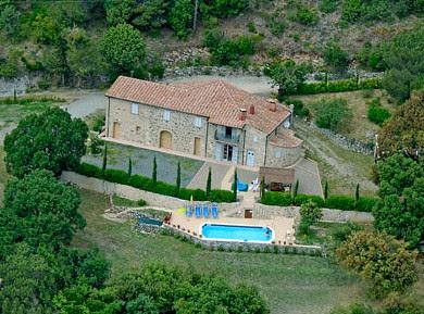 Villa con piscina - Villa le Capanne