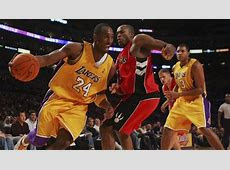 VIDEO: Kobe Bryant Dropped 81 Points Against the Raptors