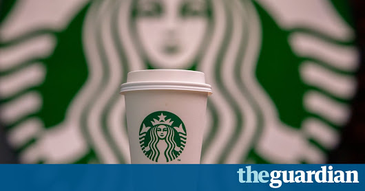 Starbucks pays UK corporation tax of £8.1m | Business | The Guardian
