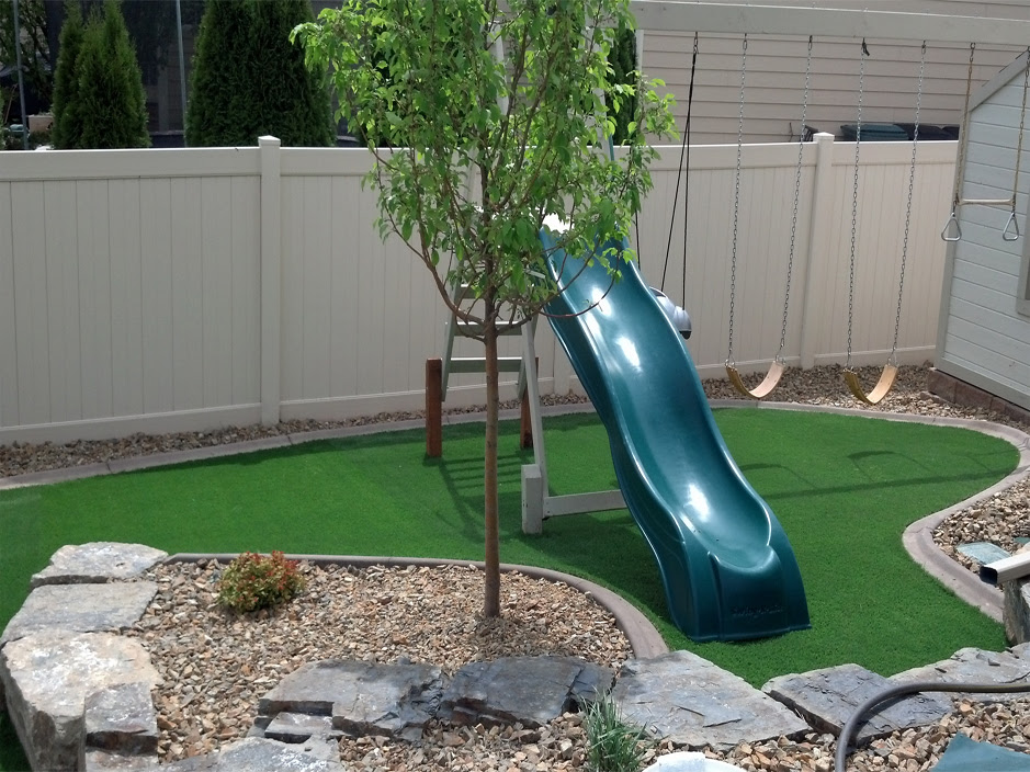 Playground Ideas For Backyard
