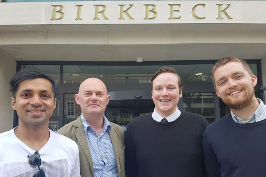 Birkbeck wins legal battle with a difference