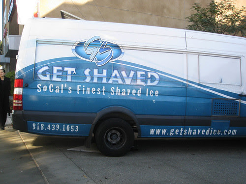 Food Truck Benefit for Haiti: Get Shaved Truck
