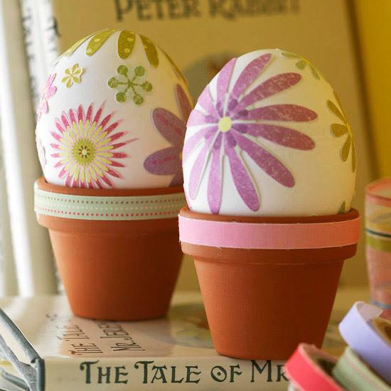 Flower eggs