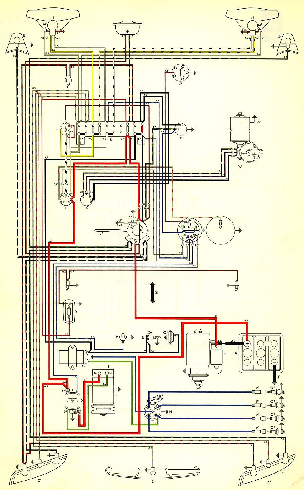 69 Porsche Wiring Diagram Wiring Diagram Inspection Inspection Consorziofiuggiturismo It
