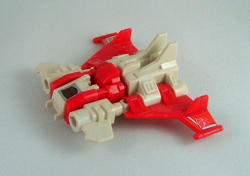 Transformers Strafe - modo alterno (G1)
