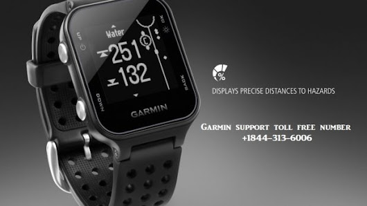 Reasons to Check Out the Garmin Approach GPS Watch | GARMIN SUPPORT NUMBER: +1-844-313-6006 - ArticleTed - News and Articles