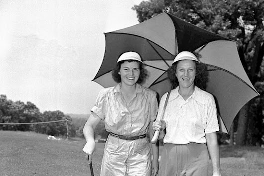 Meet Peggy Kirk Bell: A golf pioneer