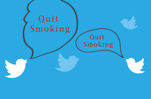 WANT TO QUIT? TURN TO TWITTER | Tobacco