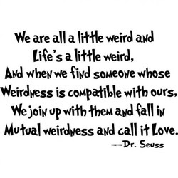 Famous Quotes Dr Seuss And The Cold War