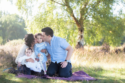 Summer family photography- Pinner