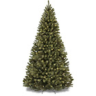 Best Choice Products Pre-Lit Spruce Hinged Artificial Christmas Tree with 250-LED Lights, Green, 6'