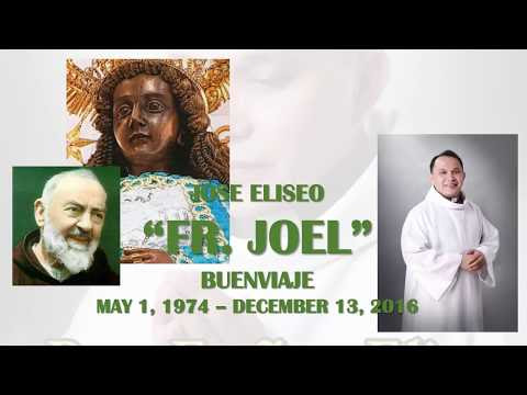 A Tribute to Fr. Joel