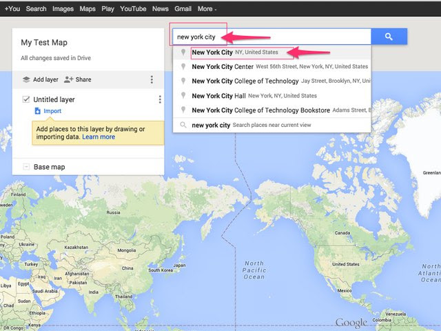 How To Map Multiple Locations On Google Maps Ehow