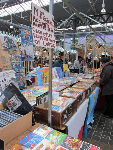 A day out East -Spitalfields Market
