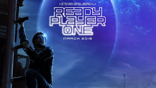 READY PLAYER ONE – Official Trailer 1