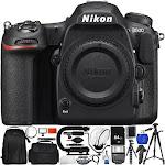 """""""Nikon D500 DSLR Camera (Body Only) with Pro Starter Bundle"""""""