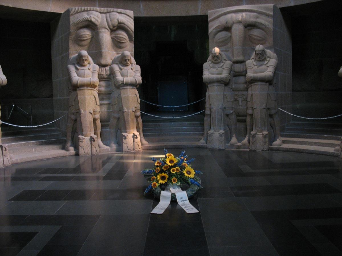O Monumento à Batalha das Nações : O maior monumento da Europa 14