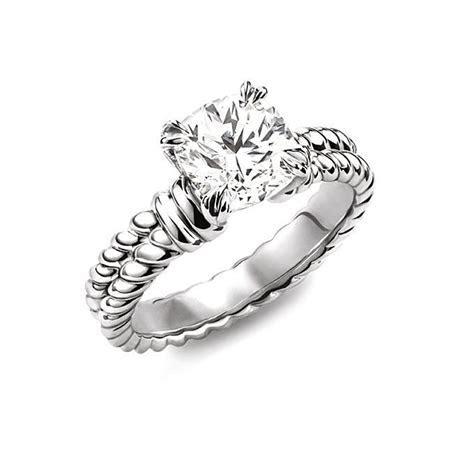 David Yurman   Engagement, Diamond and Ring