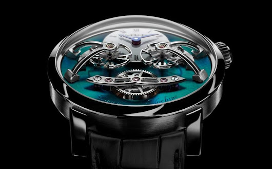 LM2 Titanium – MB&F Saves The Best For Last