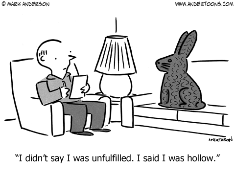 In its emptiness, there is the function of a startup  by  @ASmartBear