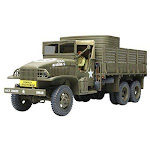 Tamiya - 1/48 US 2.5 Ton 6x6 Cargo Truck (32548)