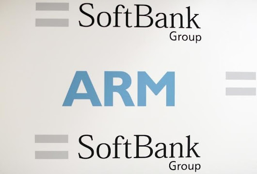 SoftBank to buy UK chip designer ARM in $32 billion cash deal