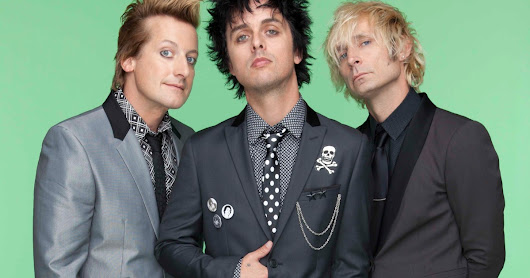 Green Day kondigt documentaire aan