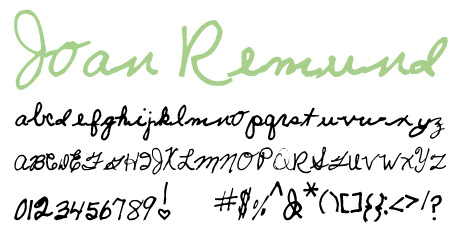 click to download Joan Remund