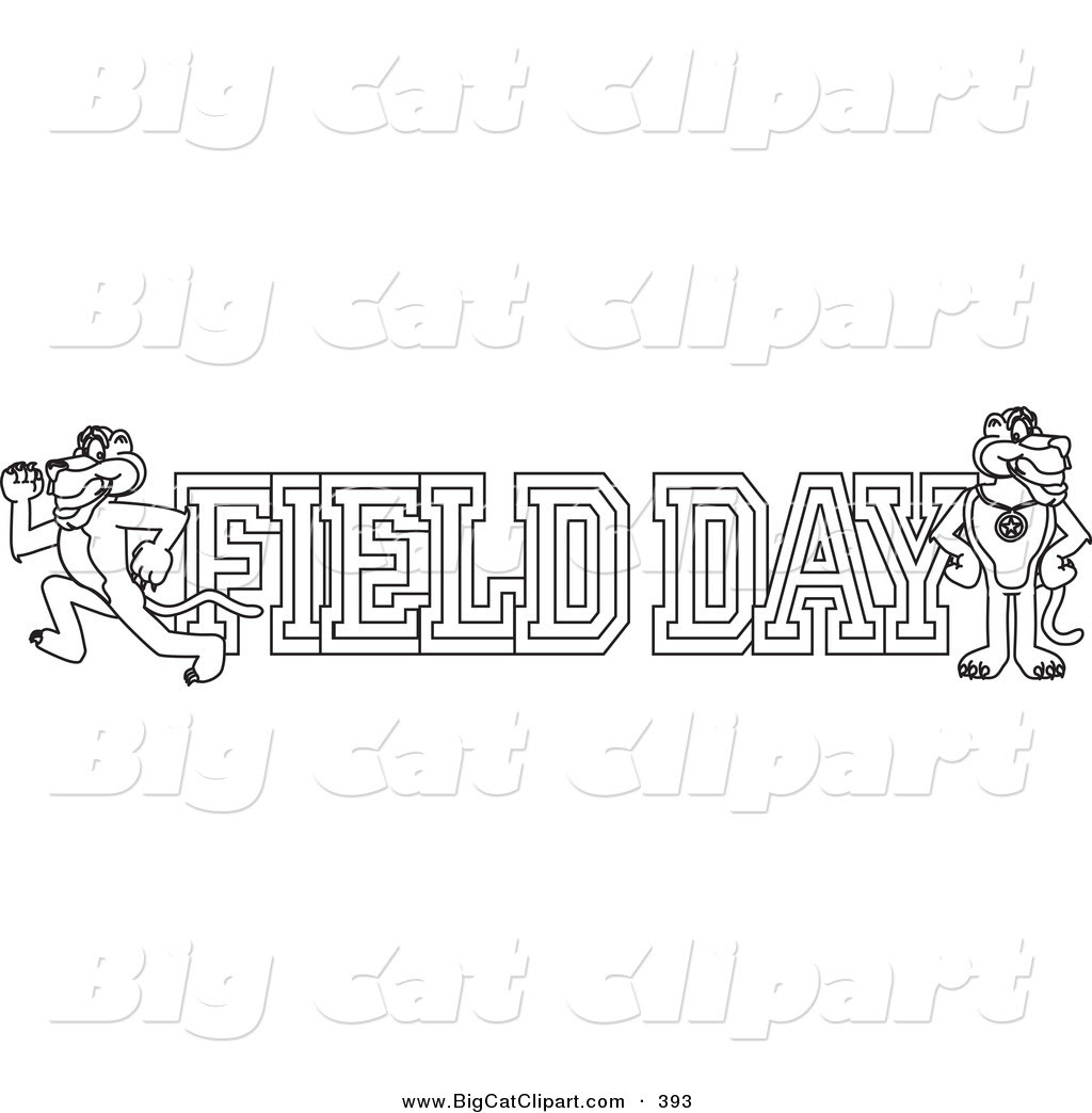 Field day coloring pages free field day coloring pages free free