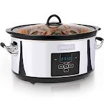 Crock-Pot 7 Quart Programmable Slow Cooker