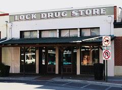 lock drug store