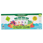 Stretch Island Organic Gluten Free Fruit Strips