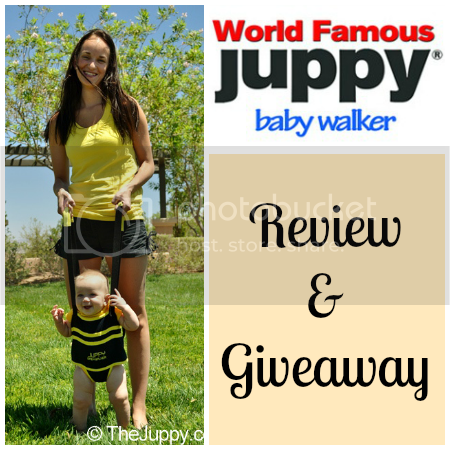 The Juppy Baby Walker Review and Giveaway