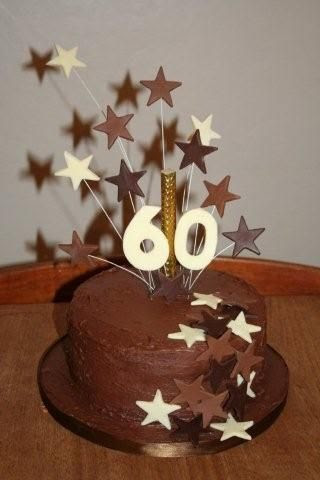 60th Birthday Cake Ideas On And Cupcake Decorating