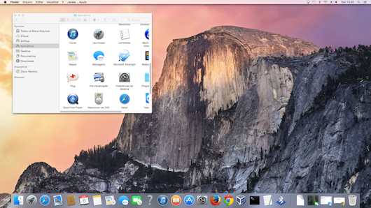Apple abre beta público para baixar o OS X Yosemite; prepare o Macbook