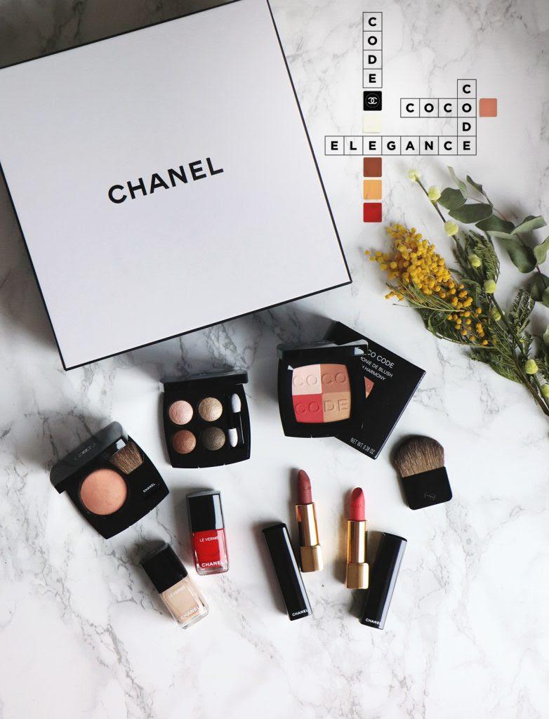 Coco Codes La Collection Printemps 2017 De Chanel
