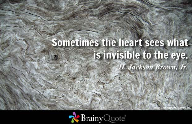 Quotes About Seeing Eye To Eye 58 Quotes